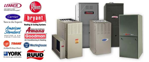 Heating/Cooling Brand Name Equipment